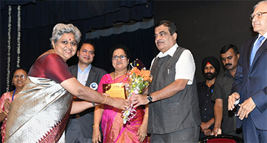 Teacher Award - Karve Puraskar
